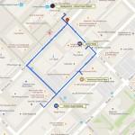 Create a Walking Tour